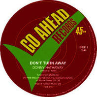 Donny Hathaway - Don't Turn Away/Always The Same