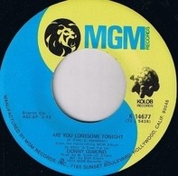 Donny Osmond - Are You Lonesome Tonight / When I Fall In Love