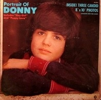 Donny Osmond - Portrait of Donny