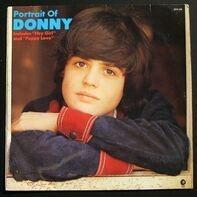 Donny Osmond - Portrait of Donny