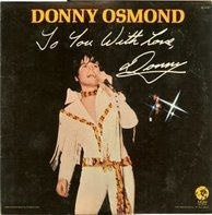 Donny Osmond - To You with Love, Donny