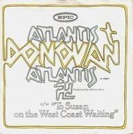 Donovan - atlantis / to susan on the west coast waiting