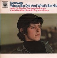 Donovan - What's Bin Did and What's Bin Hid