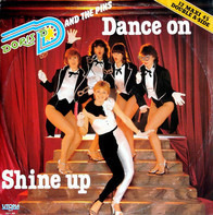 Doris D And The Pins - Dance On / Shine Up