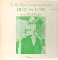 Doris Day - Big Bands Greatest Vocalist Vol.2