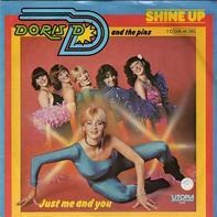 Doris D And The Pins - Shine Up / Just Me And You