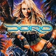 Doro - Fight (ltd.Splattered Lp)