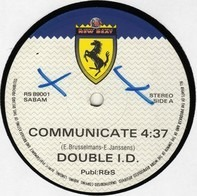 Double I.D. - Communicate !