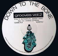 Down To The Bone - Grooves Vol. 2