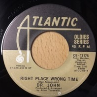 Dr. John - Right Place, Wrong Time