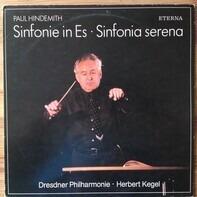 Paul Hindemith/Dresdner Philharmonie , Herbert Kegel - Sinfonie in Es. Sinfonia Serena