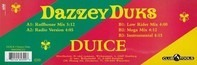 Duice - Dazzey Duks