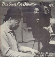 Duke Ellington , Ray Brown - This One's for Blanton