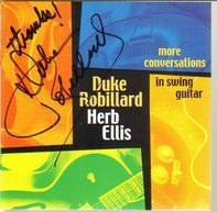 Duke Robillard And Herb Ellis - More Conversations in Swing Guitar