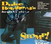 Duke Robillard - Stomp! The Blues Tonight