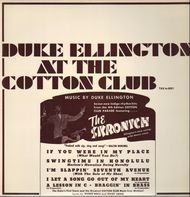 Duke Ellington - At The Cotton Club