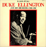 Duke Ellington And His Orchestra - 1940-1941