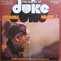 Duke Ellington And His Orchestra - The Works Of Duke - Integrale Volume 7