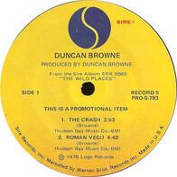 Duncan Browne - Crash / Roman Vecu / The Wild Places