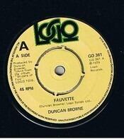 Duncan Browne - Fauvette