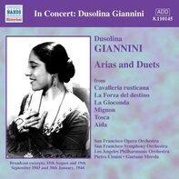 Dusolina Giannini - Arien Und Duette