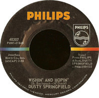 Dusty Springfield - Wishin' And Hopin' / Do Re Mi