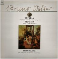 Dvorak, Brahms / Bruno Walter, The Columbia Symphony Orch. - Symphony No.8 in G-Major op.88; Tragic Ouverture op.81