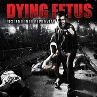 Dying Fetus - Descend Into Depravity (black Lp+mp3)