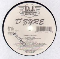 D'Zyre - Games of Love