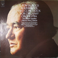 E. Power Biggs - Rheinberger - Two Concertos For Organ & Orchestra