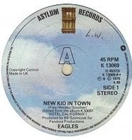 Eagles - New Kid In Town / Victim Of Love