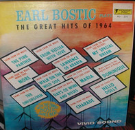 Earl Bostic - Earl Bostic Plays The Great Hits Of 1964