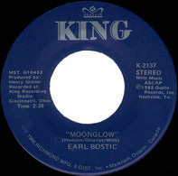 Earl Bostic And His Orchestra - Moonglow / Autumn Leaves