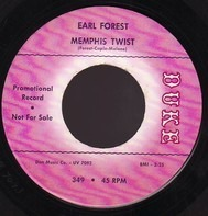 Earl Forest - Memphis Twist