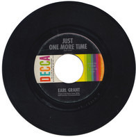 Earl Grant - Just One More Time / Satin Doll