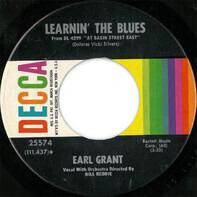 Earl Grant - Learnin' The Blues / Sweet Sixteen Bars