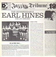 Earl Hines - The Indispensable Earl Hines Vol 3/4 (1939-1945)