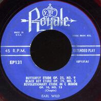 Earl Wild - Butterfly Etude Op. 25, No. 9