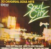 Earth, Wind & Fire, Curtis Mayfield and others - Soul City