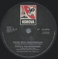 Echo & The Bunnymen - Never Stop (Discotheque)