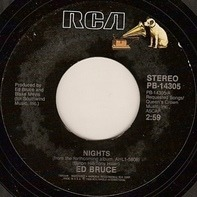 Ed Bruce - Nights