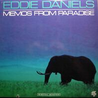 Eddie Daniels - Memos from Paradise