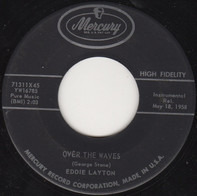 Eddie Layton - Over The Waves / Bright Lights Of Brussels
