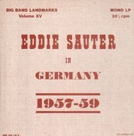 Eddie Sauter In Germany - 1957-59