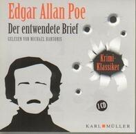 Edgar Allan Poe / Michael Hansonis - Der Entwendete Brief