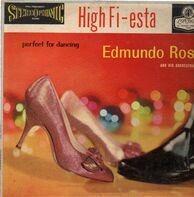 Edmundo Ros And His Orchestra - High Fi-Esta: Perfect For Dancing