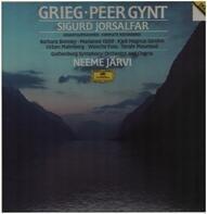 Edvard Grieg , Barbara Bonney , Marianne Eklöf , Kjell Magnus Sandve , Urban Malmberg , Wenche Foss - Peer  Gynt / Sigurd Jorsalfar (Complete Recordings)