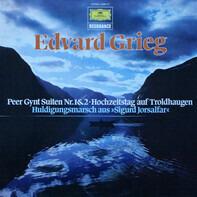 Edvard Grieg/ Bamberger Symphoniker - Peer Gynt Suiten Nr.1&2 • Hochzeitstag Auf Troldhaugen / Huldigungsmarsch Aus »Sigurd Jorsalfar«