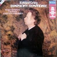 Grieg - Karsten Andersen w/ Bergen Filharmoniske Orkester - Symphony
