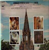Edward Power Biggs - Spilet Bach: Die vier großen Toccatwen und Fugen
